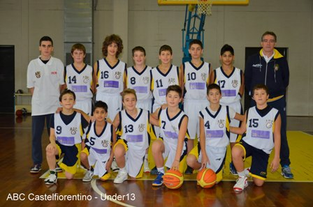 ABC Castelfiorentino Under 13